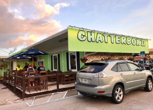 Chatterbox II restaurant and bar operated only three months this year in the former space of Under the Shady Palm on U.S. 41 in Naples.