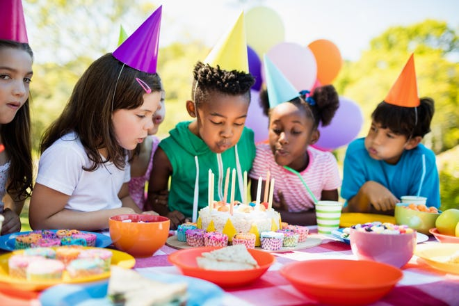 Should you set up a gift registry for your child's birthday party?