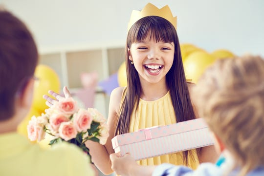 It's the thought that counts when giving a gift, right? Or should you buy what the parent/birthday boy/girl want?