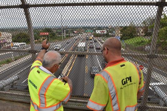 Route 495 Construction
