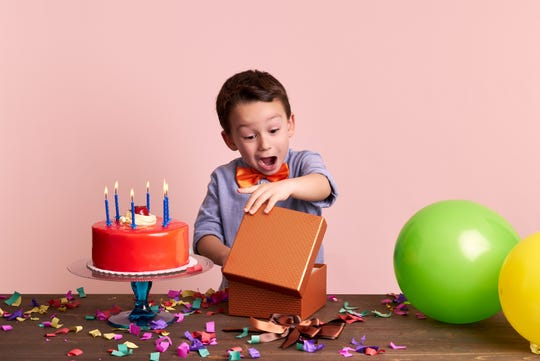 Would your child like a gift less if it's not on his registry?