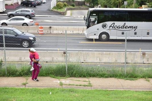 Multi Car Crash Near Lincoln Tunnel Backs Up Traffic