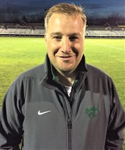 Todd Pheiffer guided to the Novi girls to the MHSAA Division 1 championship in June. He is in his third season with the varsity boys.