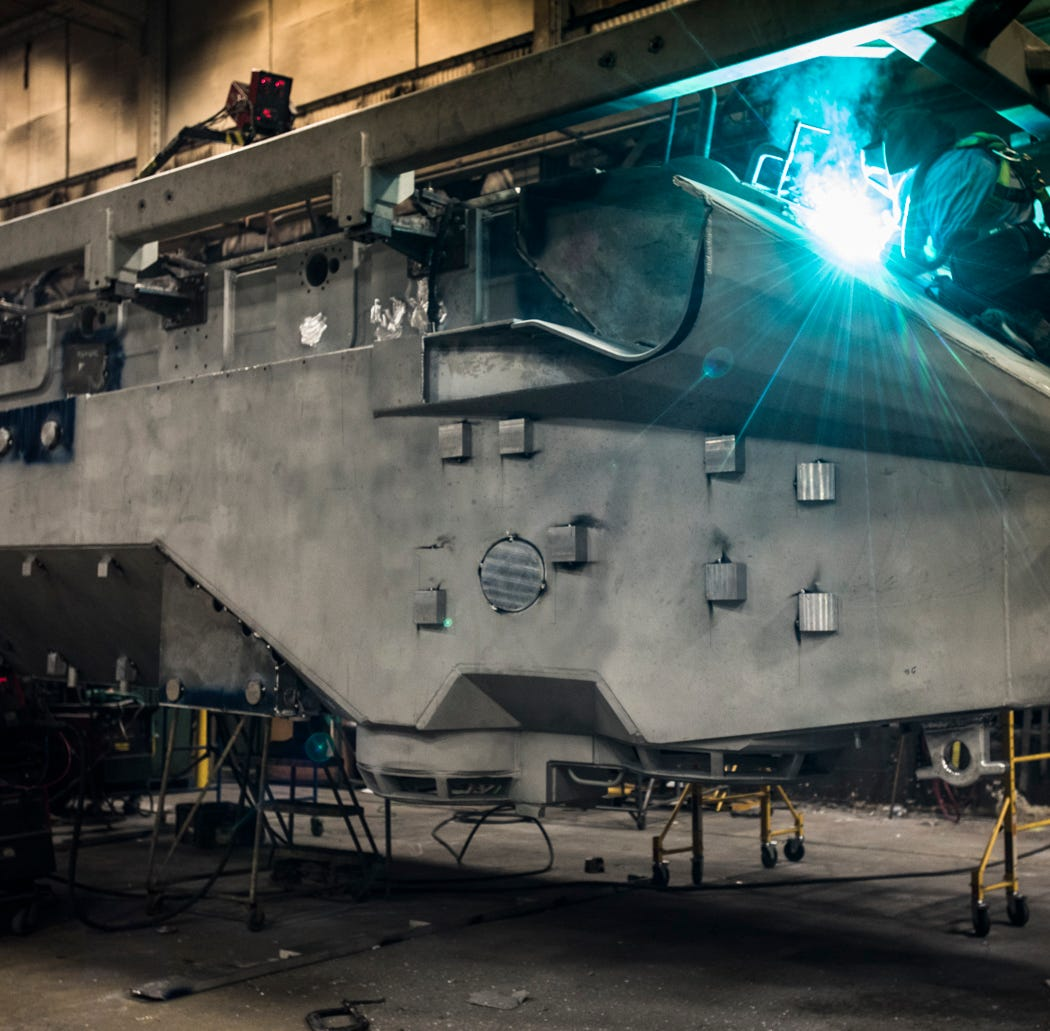 Plymouth manufacturer lands whopping $475M military contract