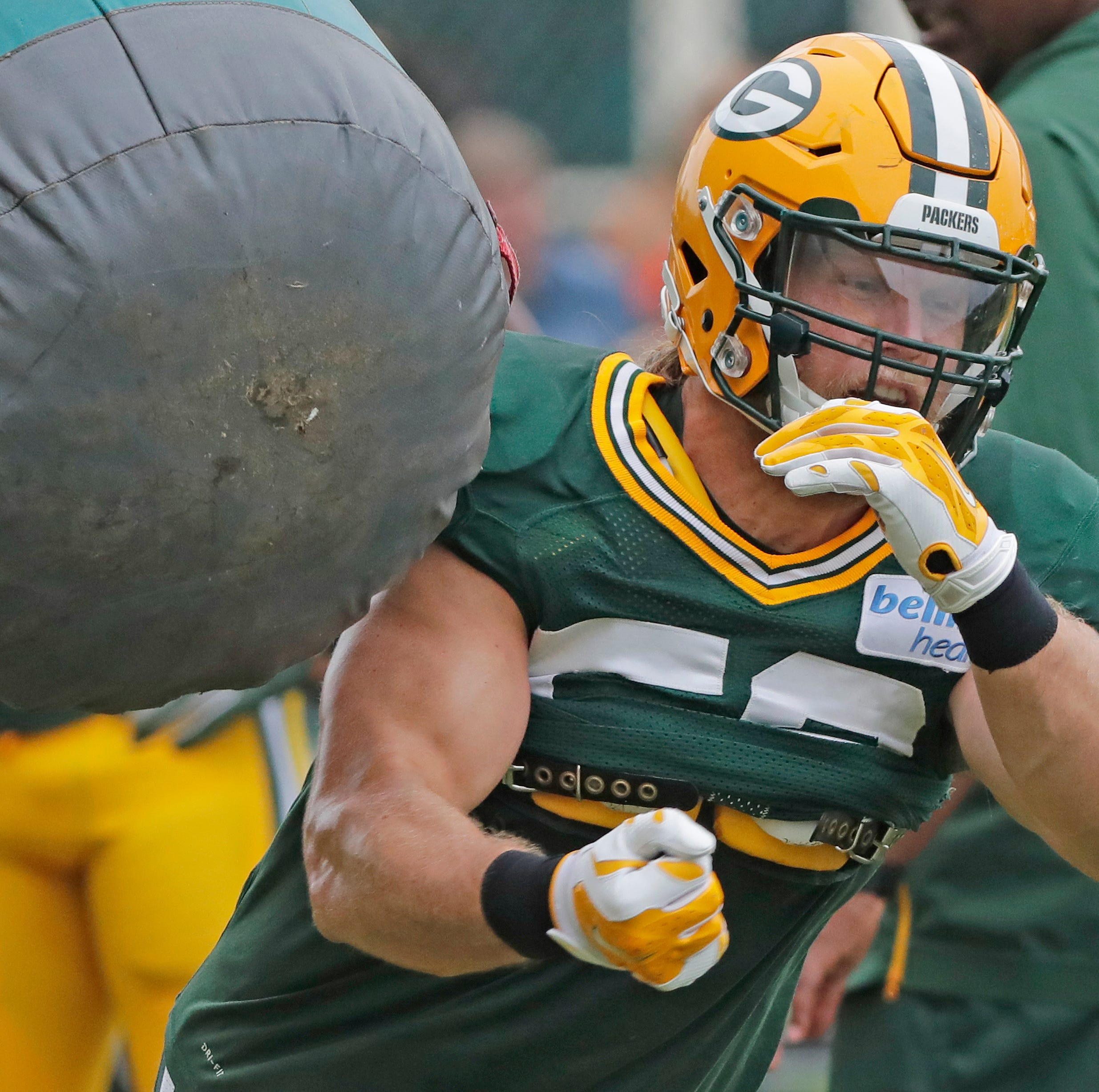 Packers' Clay Matthews hoping 'big year' helps him stay in Green Bay