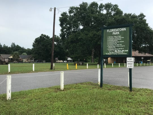 Floridatown Park in Pace is slated to received more than $300,000 in upgrades and improvements that will include work at restrooms, pier and playground.