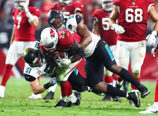 Nfl Jacksonville Jaguars At Arizona Cardinals