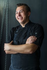 Parma Italian Roots' chef Chris Gentile.