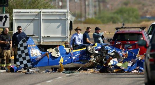 Deer Valley Airport plane crash