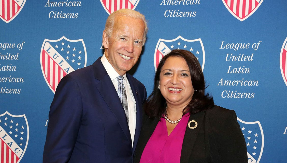 Former VP Joe Biden endorses Democrat January Contreras for Arizona attorney general