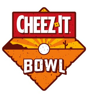 The Cactus Bowl has a new name: The Cheez-It Bowl.