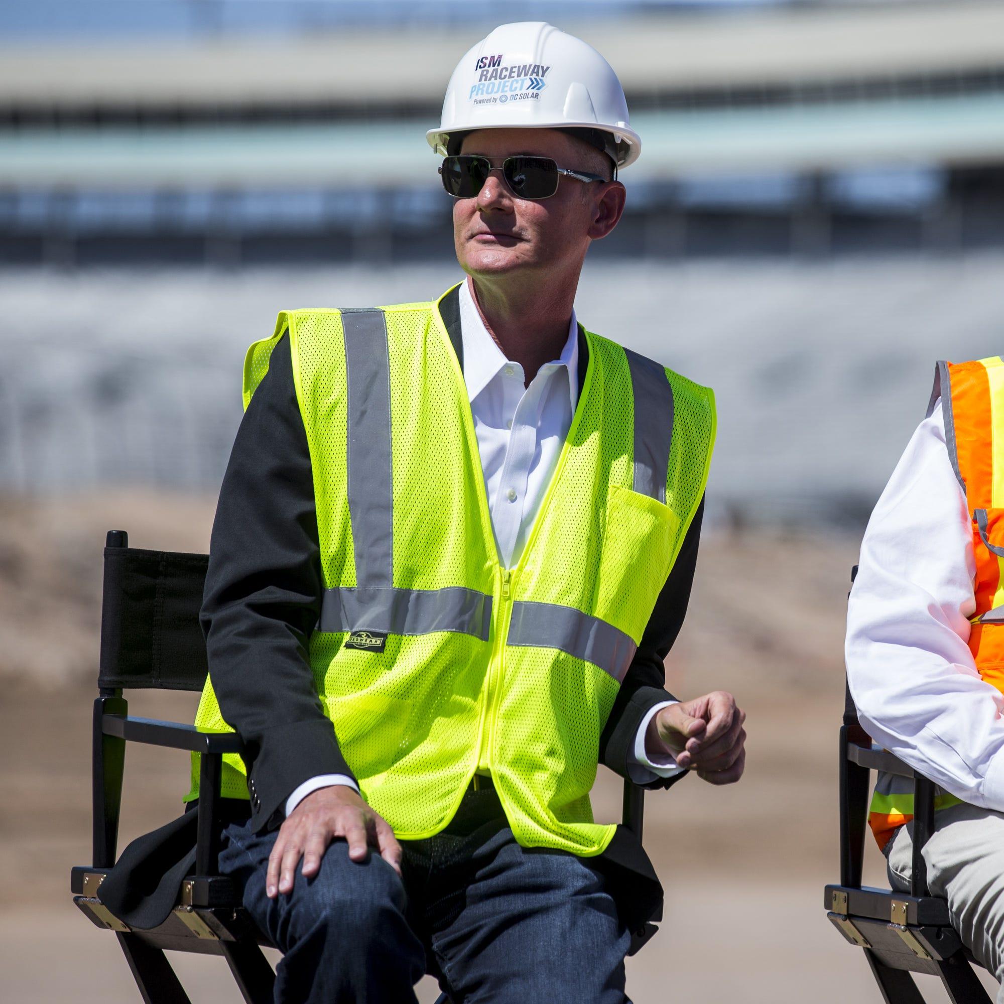 Bryan Sperber stepping down as ISM Raceway president after November NASCAR race