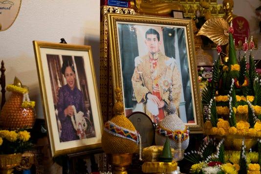 Buddhist temple massacre 27th anniversary