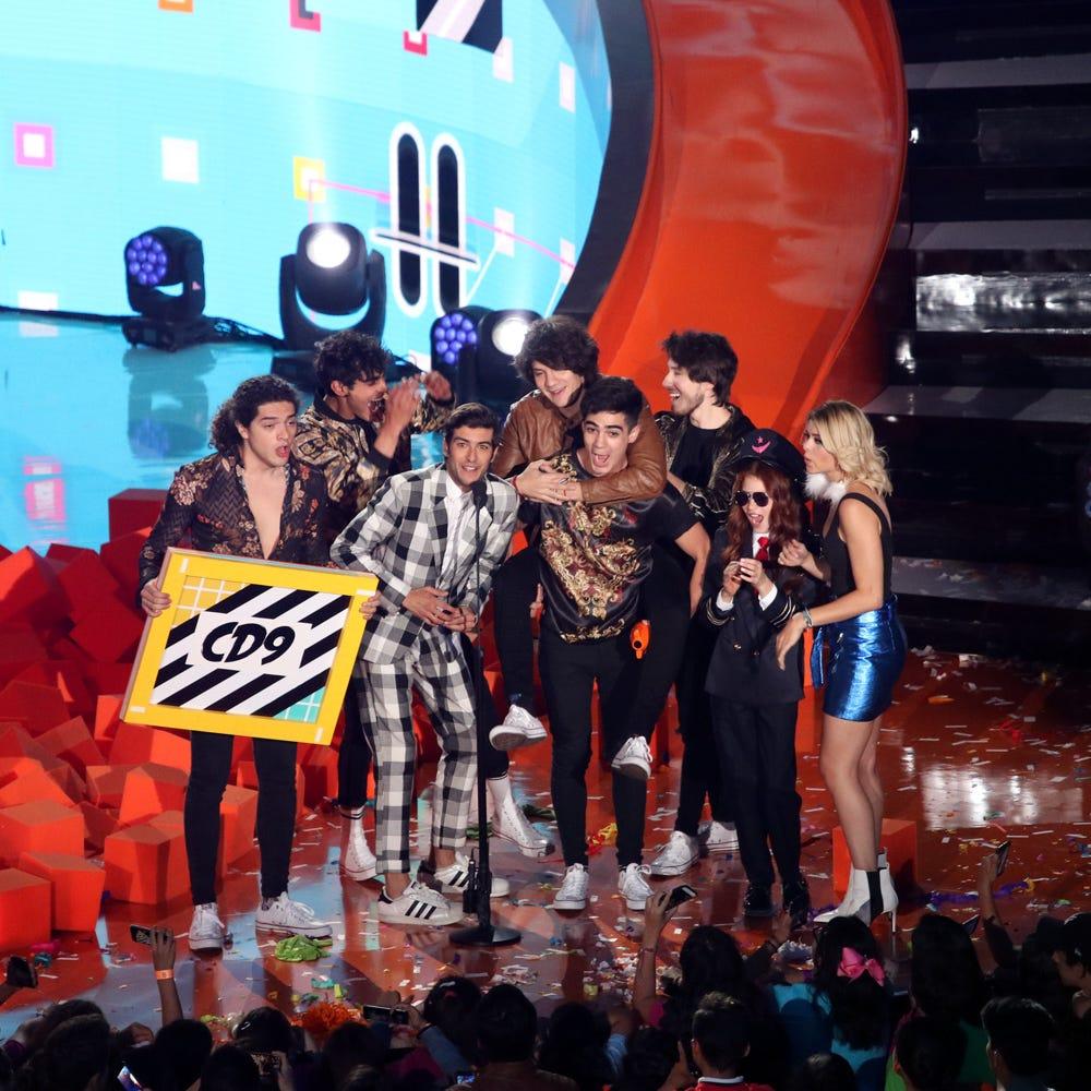 Kids' Choice Awards México 2018