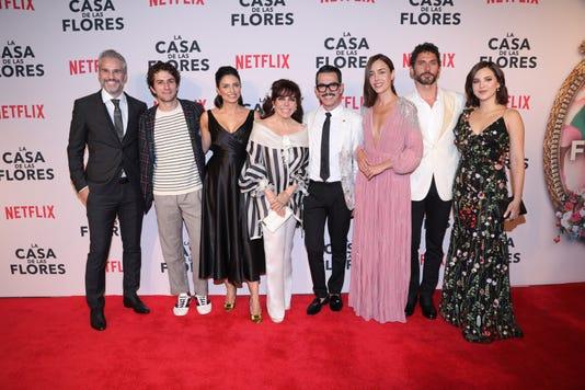 Netflix La Casa De Las Flores Mexico Premiere August 2018
