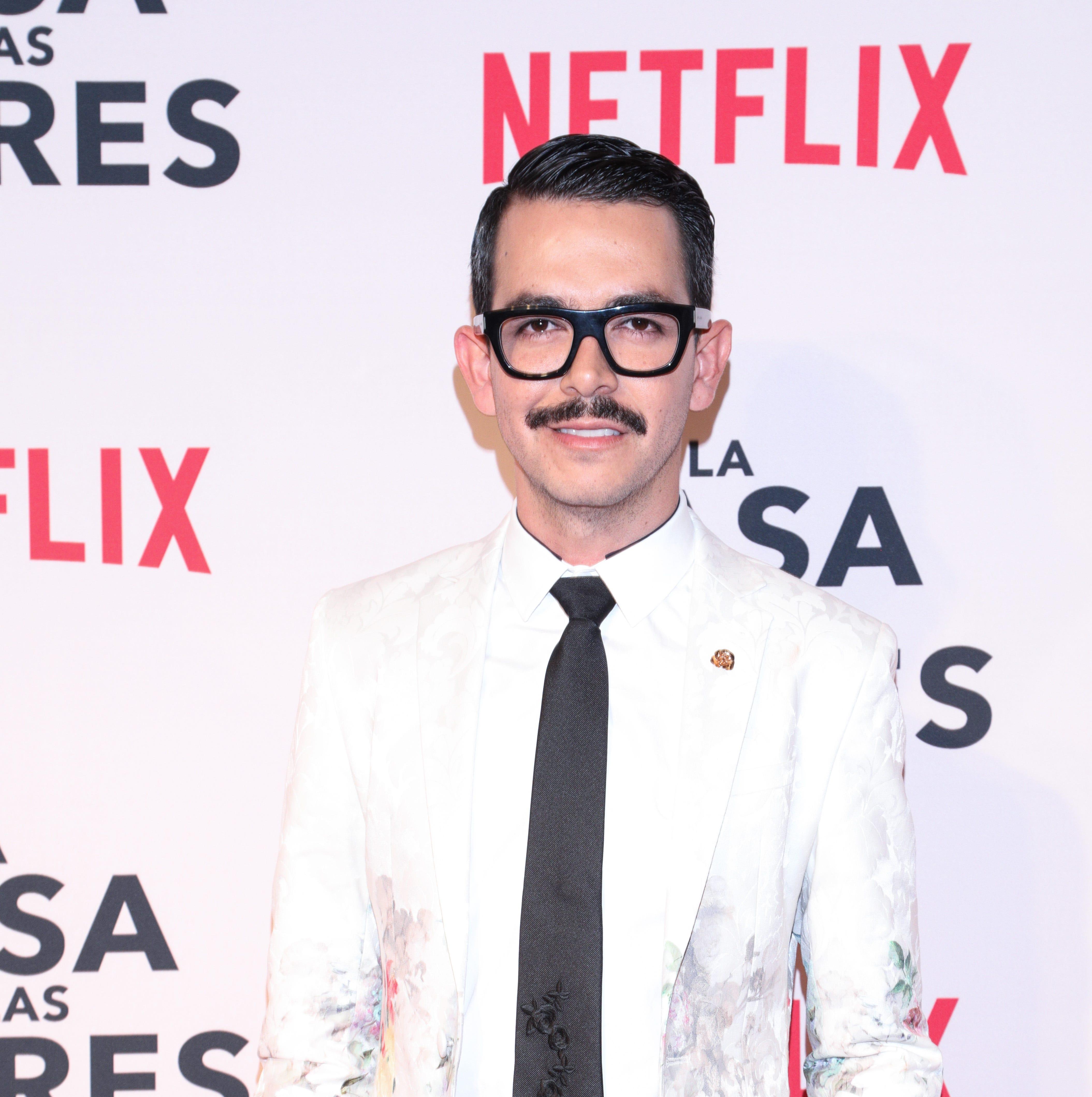 Manolo Caro, sorprendido con el éxito de 'La Casa de las Flores'