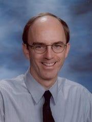 Algonac High School coach Dan Shafer
