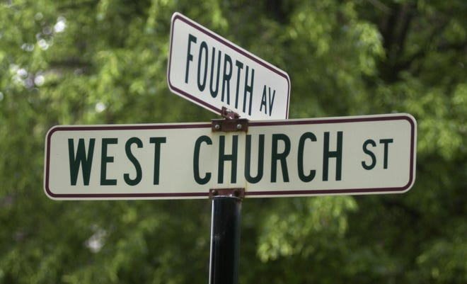 Crews began working this morning on a project to resurface West Church Street in Fairport.