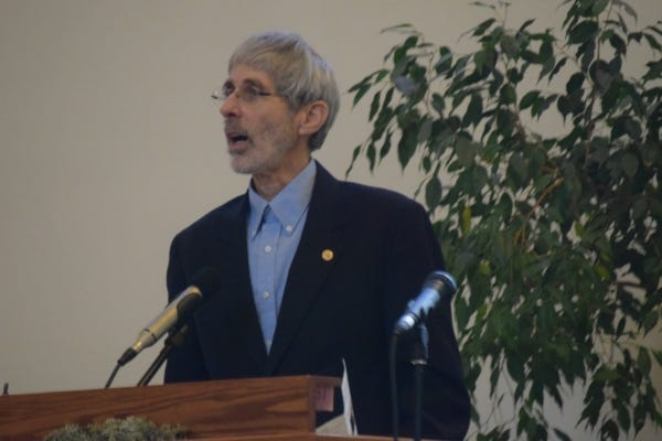 Rev. Rick Davis