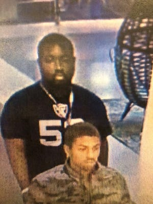 Salinas police suspect three men of stealing thousands in merchandise from the Salinas Victoria's Secret store at Northridge Mall