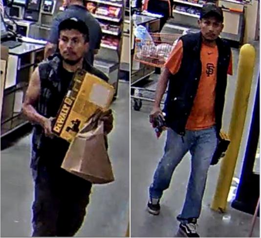 Salinas Police Mailbox Thief Cropped