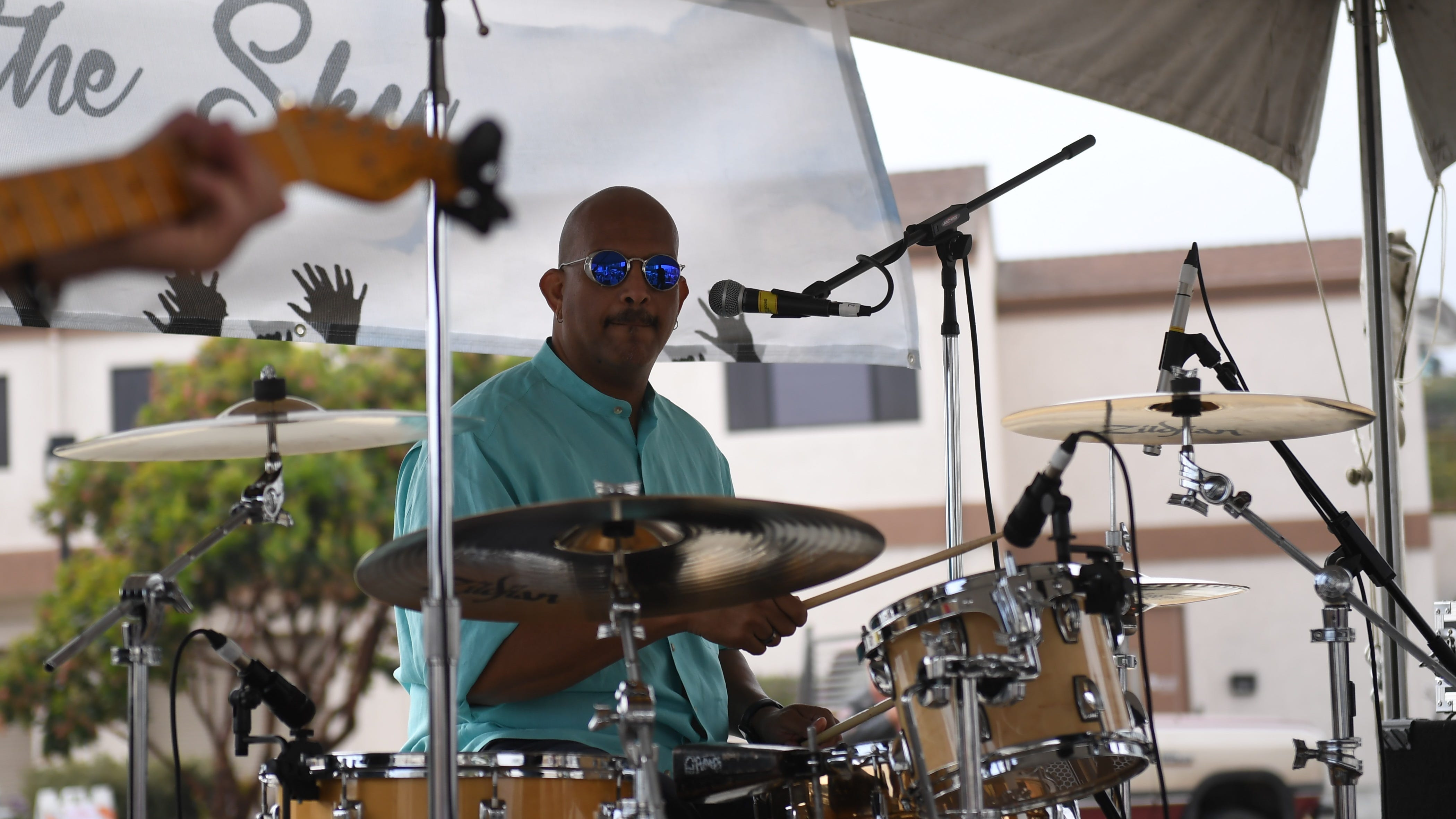 Music, food, beer, wine and more drew thousands out to the 17th annual West End Festival Sunday in Sand City.