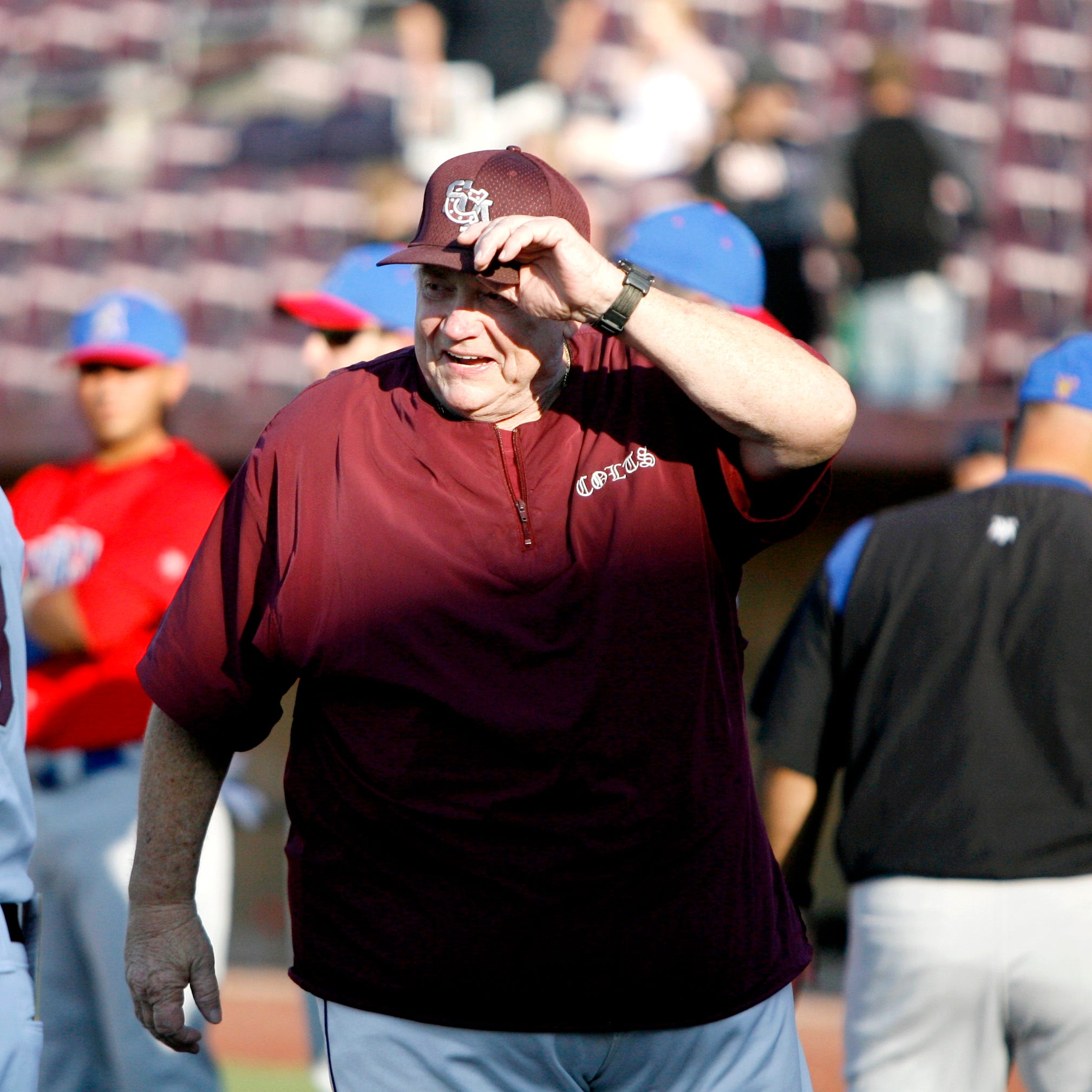 Longtime San Angelo Colts manager Doc Edwards dies