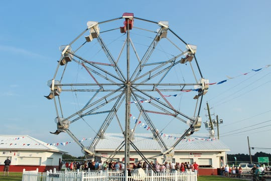 The Sharptown Firemen's Carnival runs from Aug. 2 to Aug. 25 and opens at 7 p.m. every day. The event is closed on Sundays.