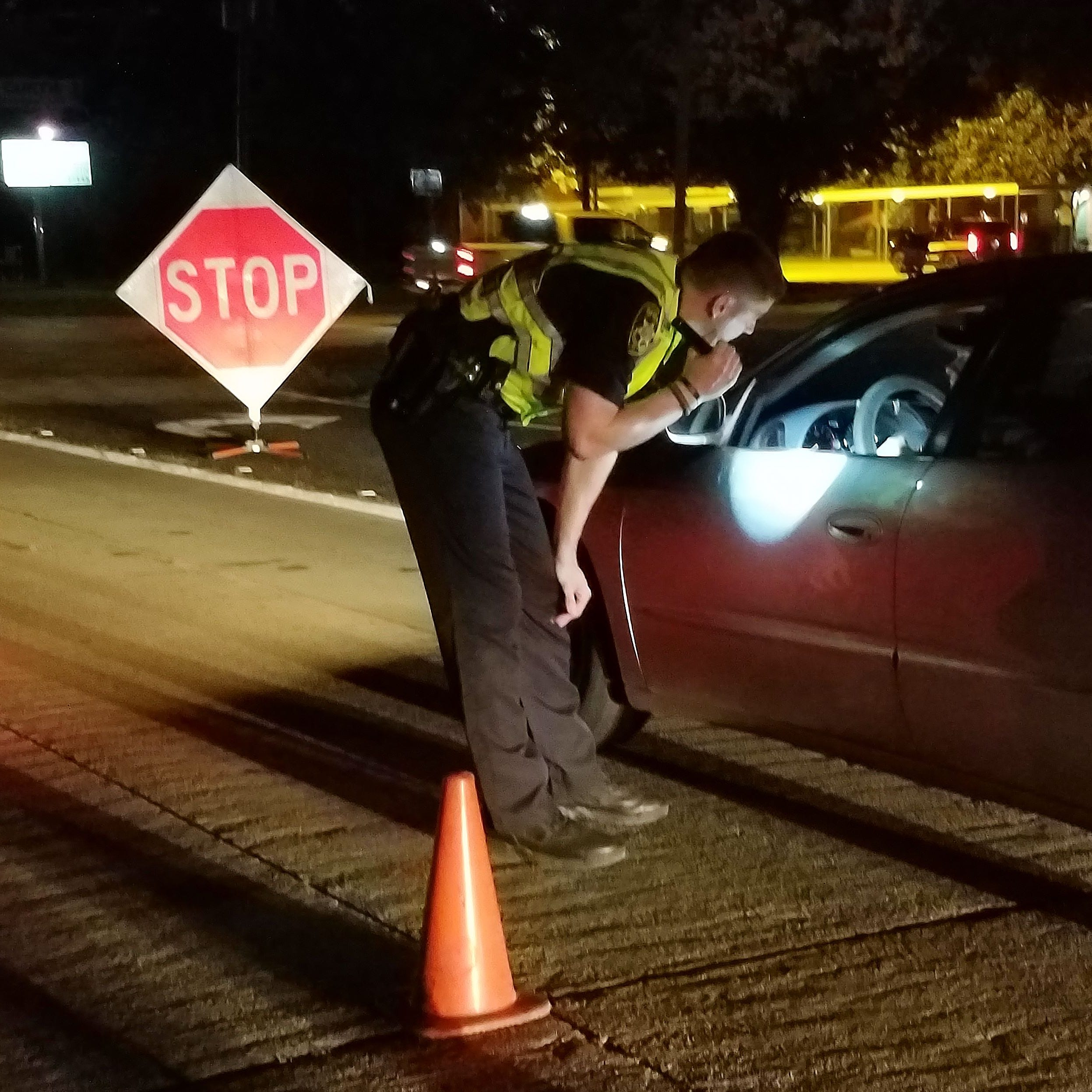 Bossier checkpoint nets five arrests