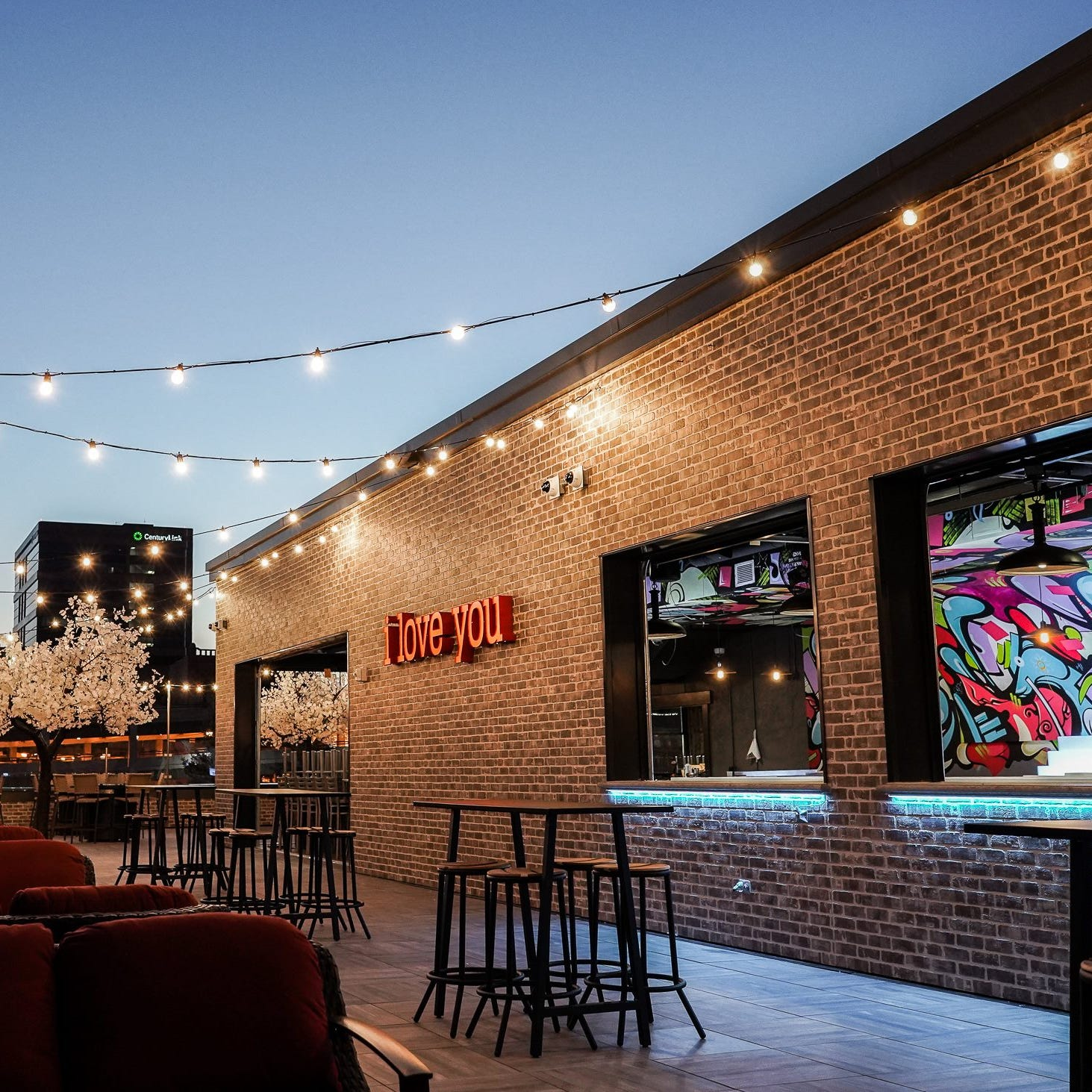 PAve sets opening date for rooftop patio