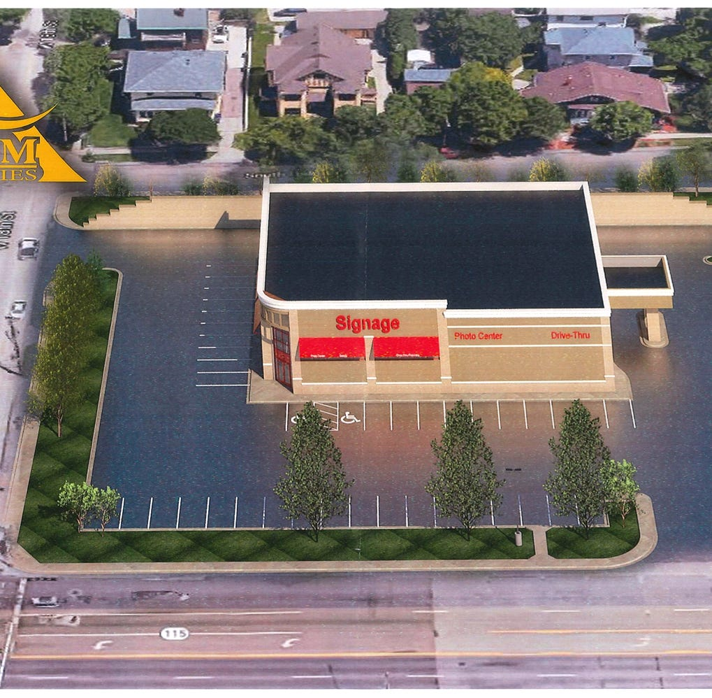Big box store to replace historic Sioux Falls homes?