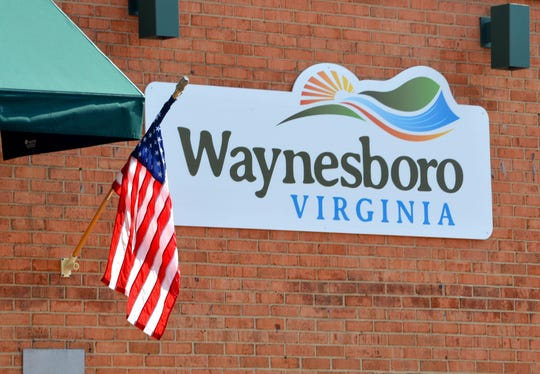 A sign on the side of the building at 301 West Main Street in downtown Waynesboro in 2013.  Mike Tripp/The News Leader A sign on the side of the building at 301 West Main Street in downtown Waynesboro on Tuesday, June 25, 2013.