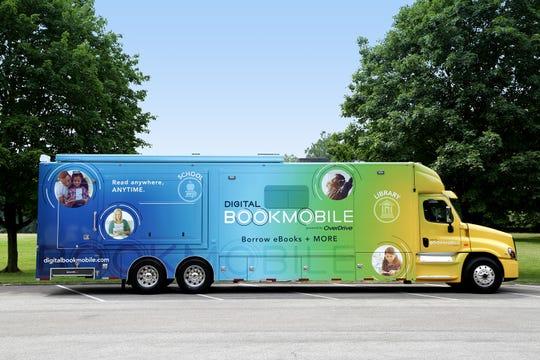 The Digital Bookmobile