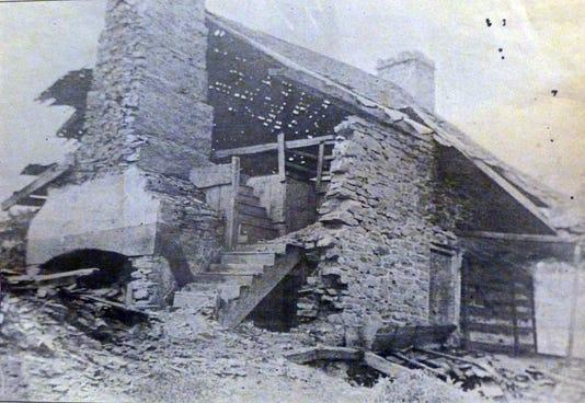 Keller Being Dismantled