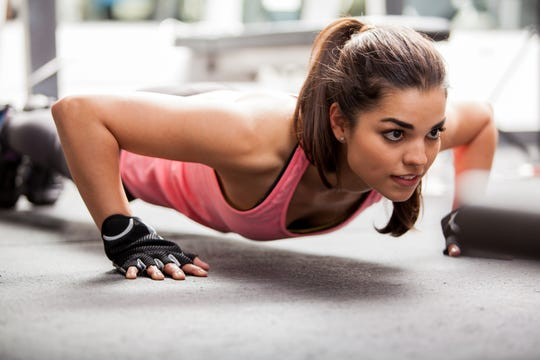 Next time you're thinking of skipping the gym, remember exercising actually revitalizes you.