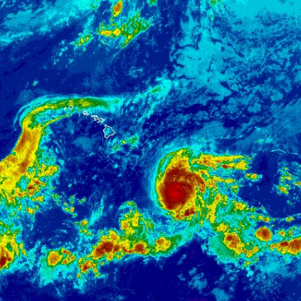 Hawaii warned to prepare as Hurricane Lane approaches with 125-mph winds
