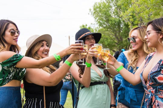 La Viña Wine Festival will feature more than 20 wines April 27-28 in La Union, N.M.