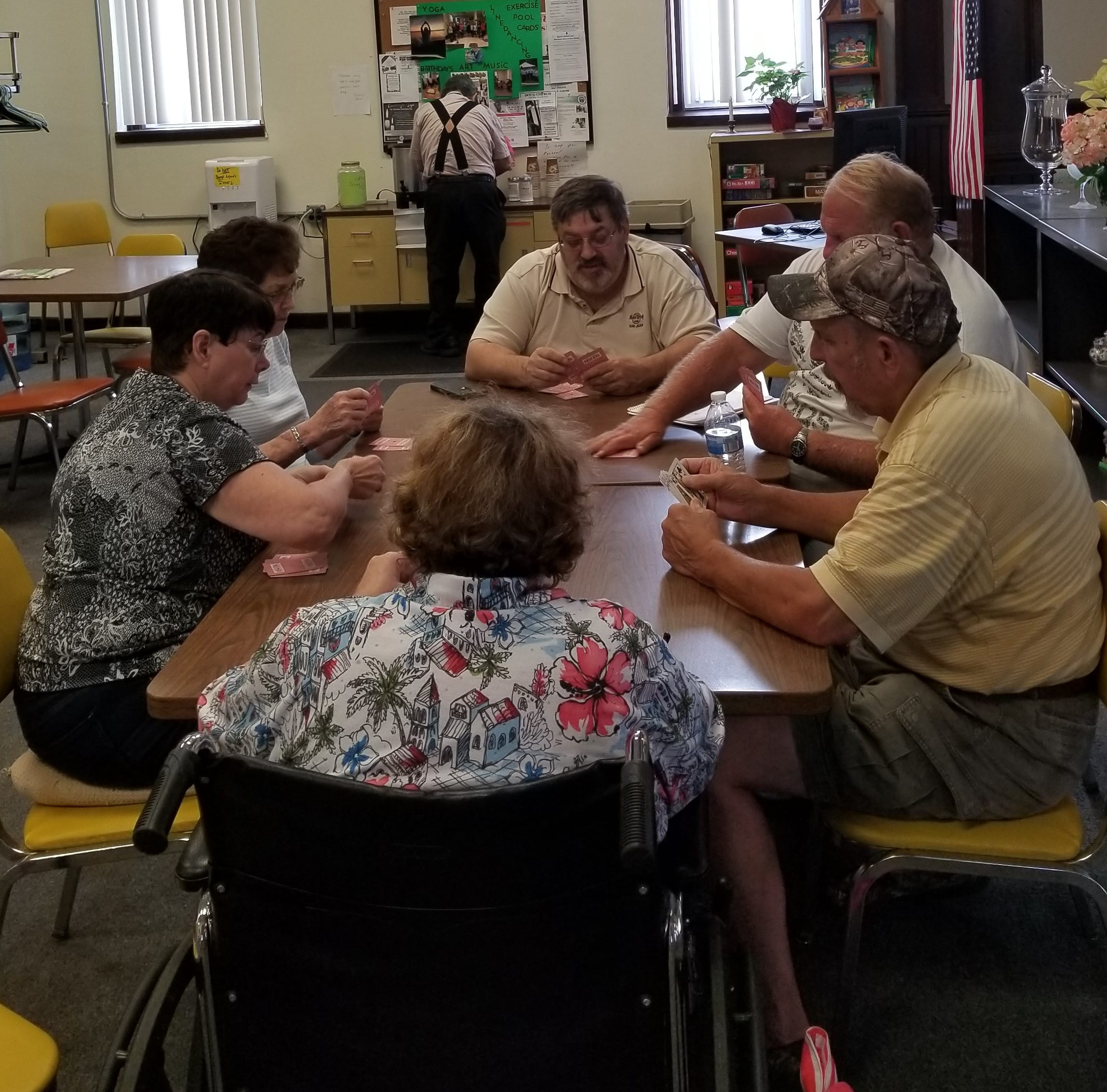 Vineland Senior Center offers a variety of activities
