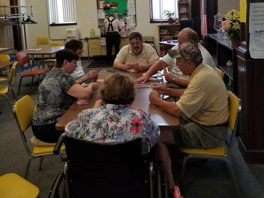 Vineland Senior Center Pinochle