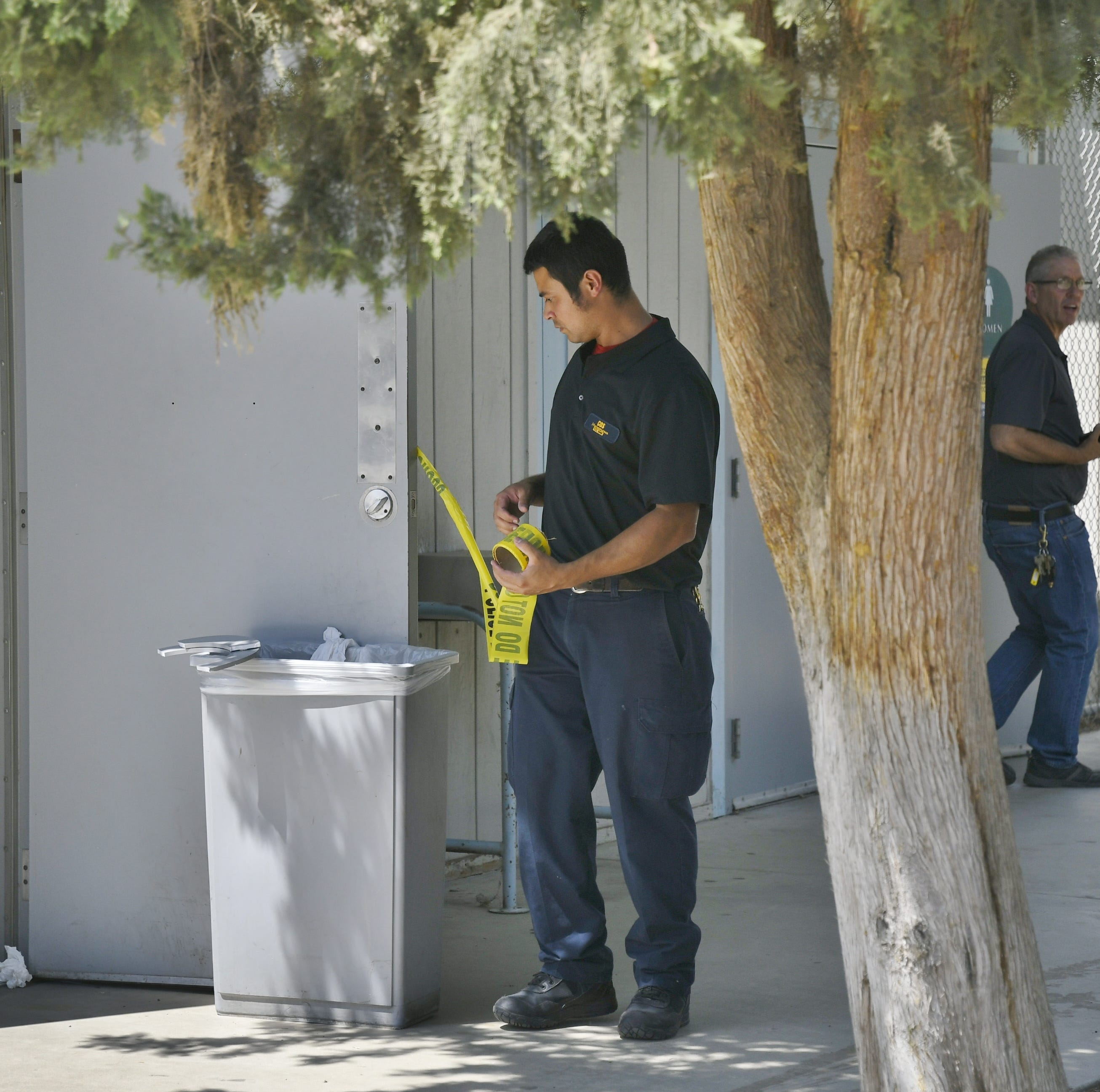 Five fires set in Visalia COS restrooms, 'pretty juvenile stuff'