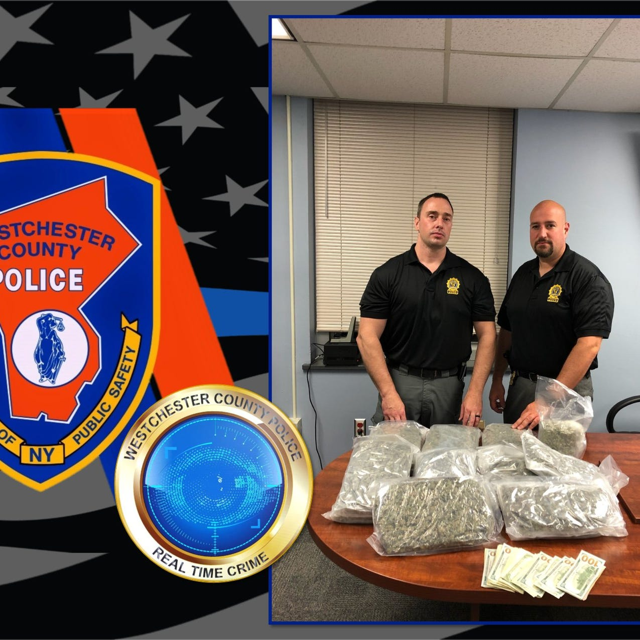 Driver had 12 pounds of pot in car on Hutchinson River Parkway: cops