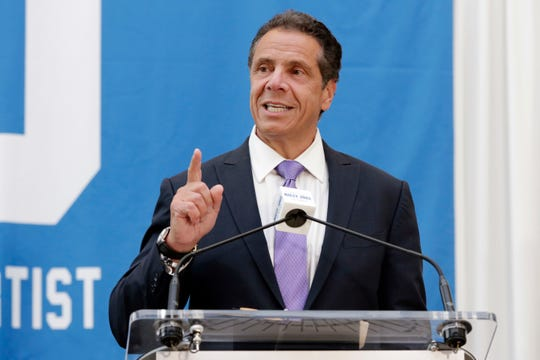 Gov. Andrew Cuomo has been cool to Westchester's request to have the state pay property taxes on all 7,000 acres it owns in the county.