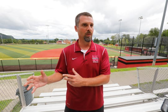 Athletic director Joe Sigillo talks about how Nyack High School athletic facilities has been recognized as one of the best high school sports venues.