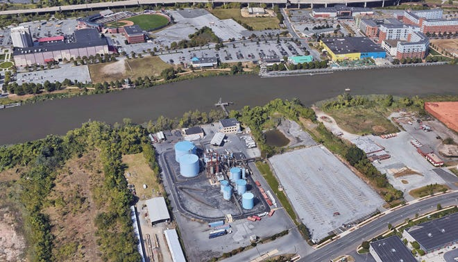 Plans are in the works to officially close the former International Petroleum Corp. site in Wilmington.