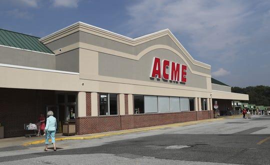 Acme's BranMar Plaza location.
