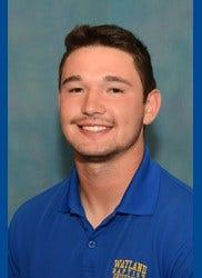 Wayland Baptist quarterback Mitchell Parsley