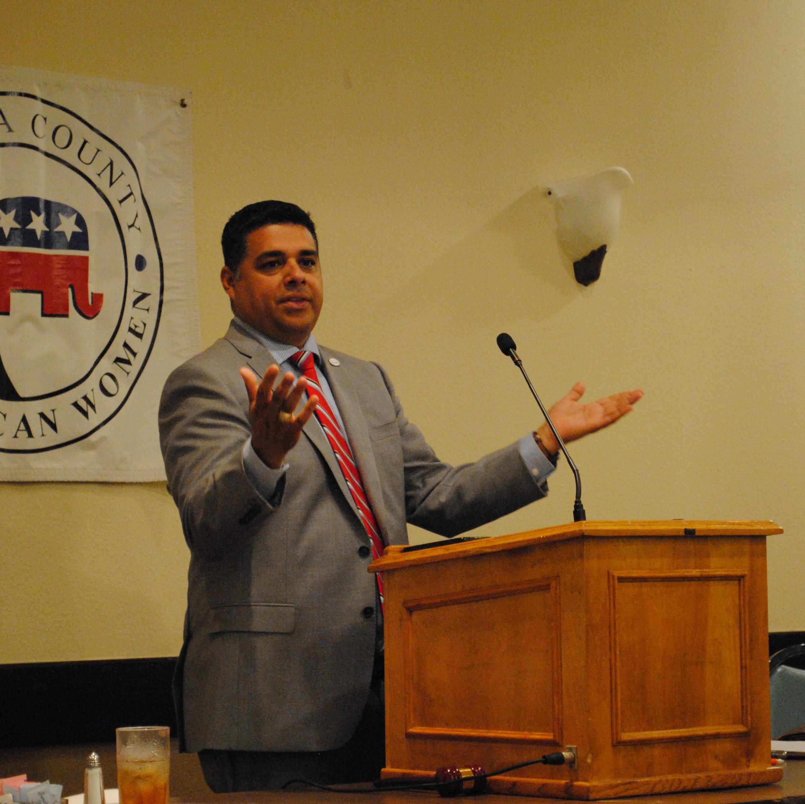 Wichita Falls mayor speaks to Wichita County Republican Women