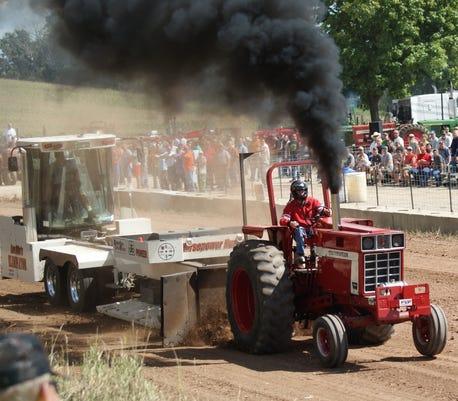 Wsf 0824 Ffa Tractor