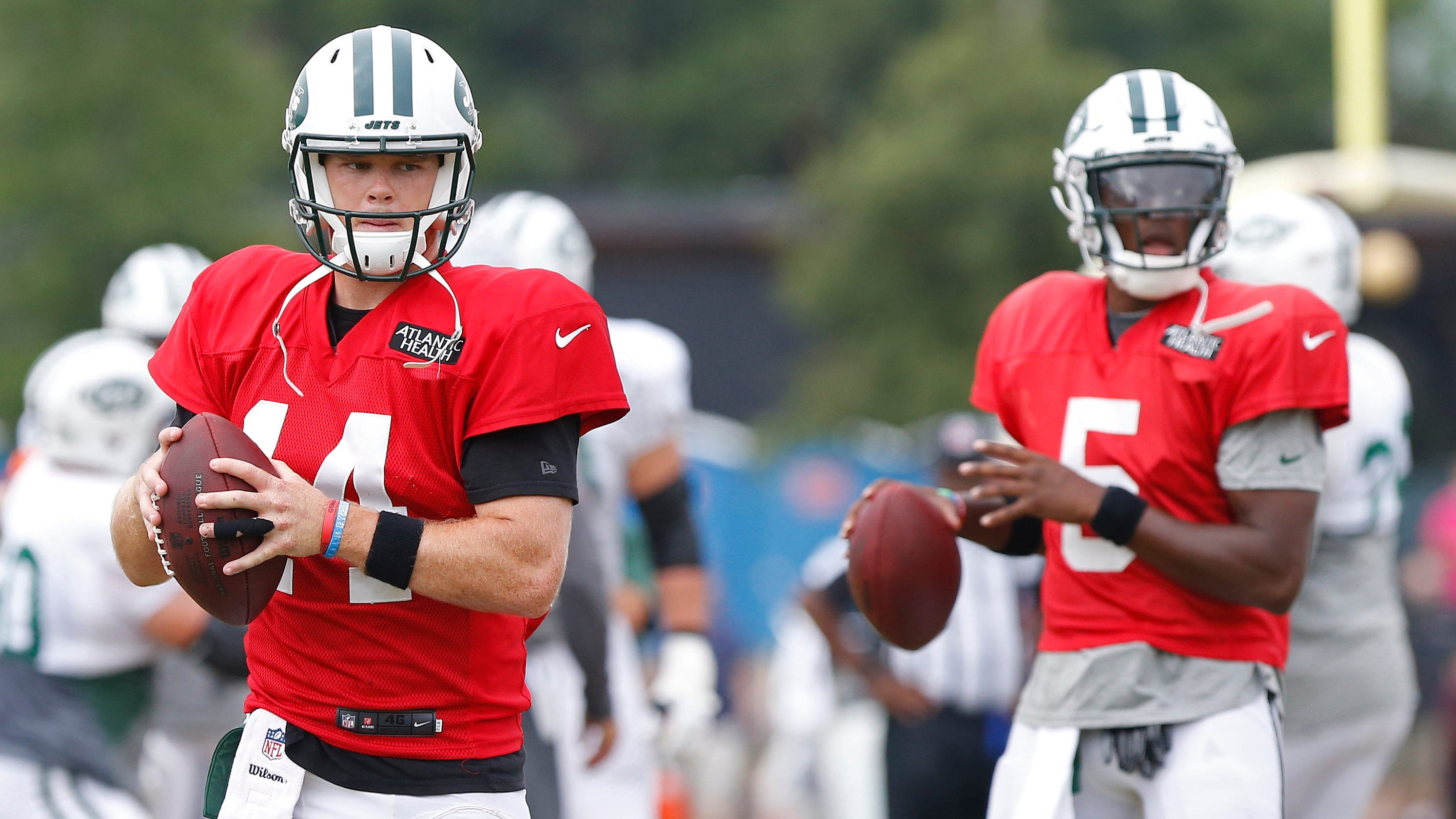 Jets  Teddy Bridgewater trade possible as Sam Darnold impresses b58932097