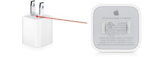 Apple 5w Power Adapter